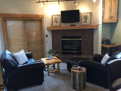 Photo for Fabulous ski in/ski out condo steps from heart of Breckenridge