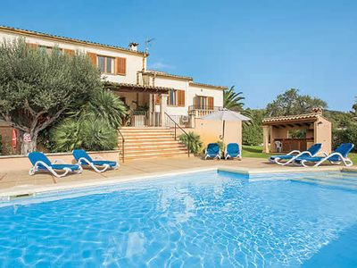 Photo for Countryside villa & private pool - perfect for a peaceful family escape, great for al fresco living