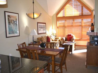Photo for Snowmass Capitol Peak Lodge Penthouse w/ View,  Just 70 ft. to Elk camp gondola!