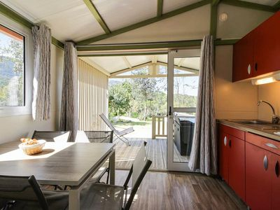 Photo for Camping LACASA **** - Chalet for 5 People