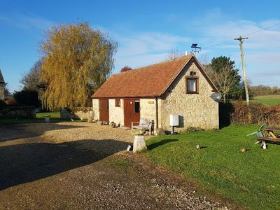 Photo for Willows, a barn conversion that sleeps 2 guests in 1 bedroom