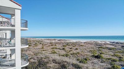 Photo for Ocean Front Condo - New And Elegant With Pool - Sleeps 8
