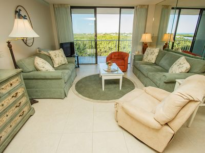 Photo for Sunset Views in this Remodeled Beachfront Condo, Free Wifi included!