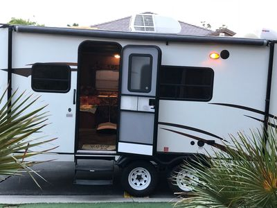 Photo for Carole s cute travel trailer