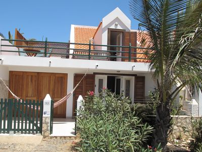 Photo for Seafront villa in secluded position - beautiful views across Murdeira bay