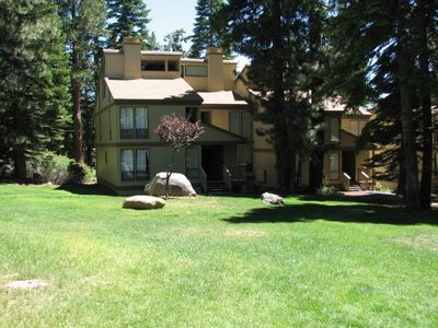 Photo for ★ Spacious, Comfortable Kings Beach Condo—10 minutes to Northstar Resort ★