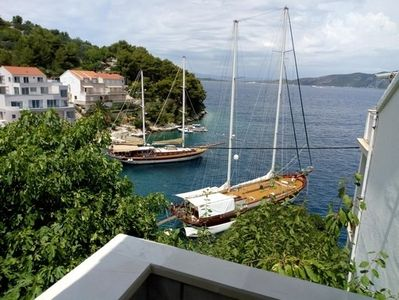 Photo for Apartment Ivo  A1(2)  - Racisce, Island Korcula, Croatia