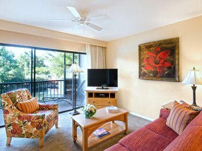 Photo for Great Location! Cozy + Modern Suite with Private Balcony