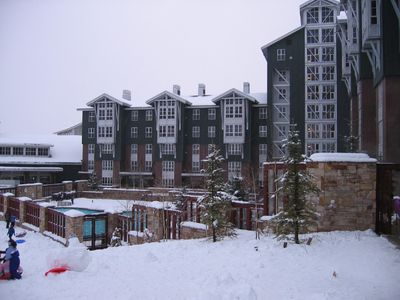 Photo for Marriotts's Mountainside resort -2-BR Villa-Sundance Festival, Jan. 20-27, 2018