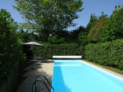 Photo for Charming house with pool