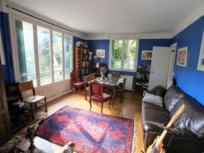Photo for Arty house next to Parc de Sceaux / 15mins from Paris