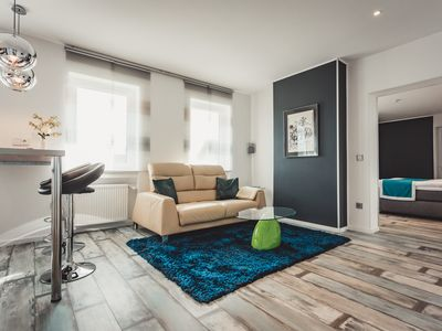 Photo for O-Apartment - modern, bright, newly renovated, with high equipment