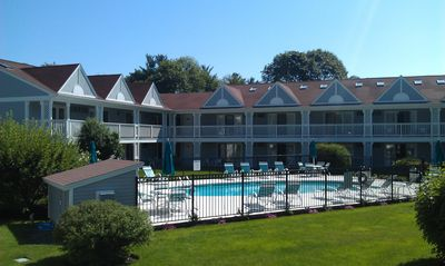 Photo for Ogunquit Summer Fun Condo With Pool By The Beach