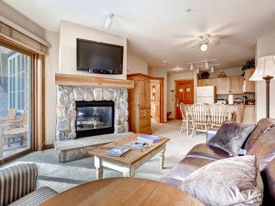 Photo for Keystone Family Zone Luxurious Ski Condo | River Run Village | Tons of Snow