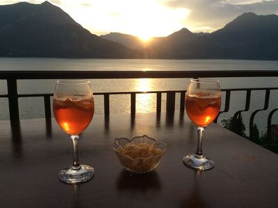 Photo for 2BR Apartment Vacation Rental in Varenna