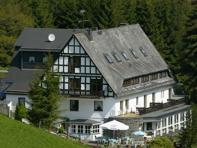 Photo for Exclusive group house in Winterberg with common room, bar and large kitchen