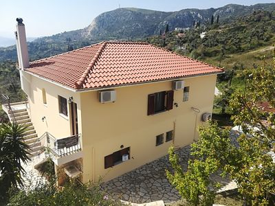 Photo for 4BR House Vacation Rental in Κύμη