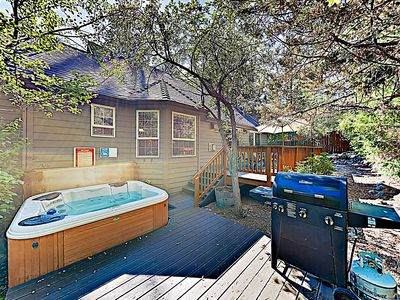 Photo for New Listing! Large Polished Retreat w/ Hot Tub: Adjacent to Recreational Park