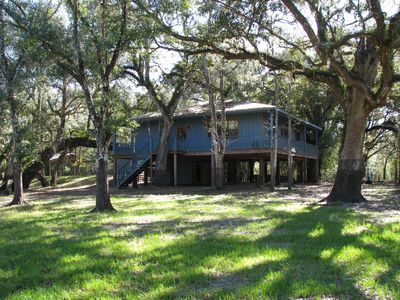 Photo for Secluded Riverhouse for Adventures & Relaxation in Nature between Tampa/Orlando