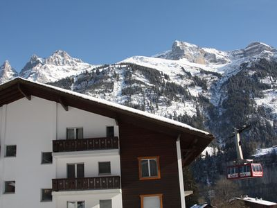 Photo for Holiday apartment in a ski resort in the Portes du Soleil