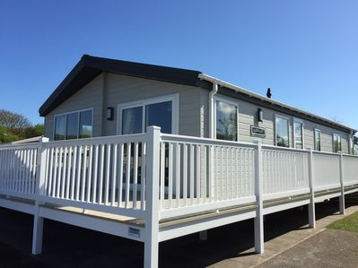 A lovely big spacious lodge perfect for a family holiday or a weekend away