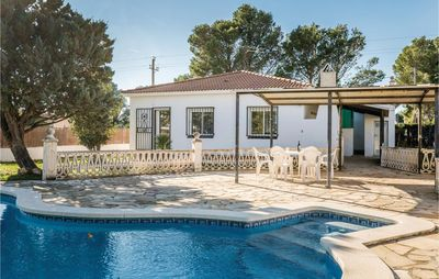 Photo for 3 bedroom accommodation in Les Tres Cales