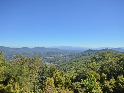 Photo for Experience the mountains from this top of the world location!!