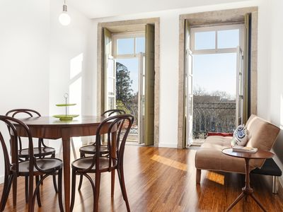 Photo for Charming and spacious Apartment Port Historic Center