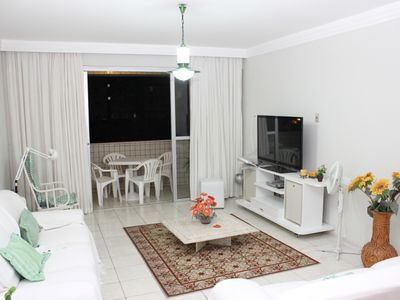 Photo for Spacious apartment close to the beach and the airport