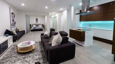 """Photo for Private boutique """"hotel style"""" apartment with car space"""