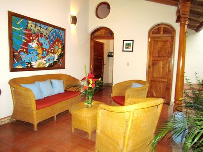 Photo for Casa Somervilla, Comfortable with a Great View