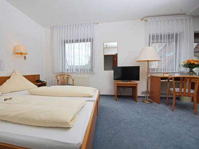 Photo for Double Room 23 - City Hotel Mark Michelstadt