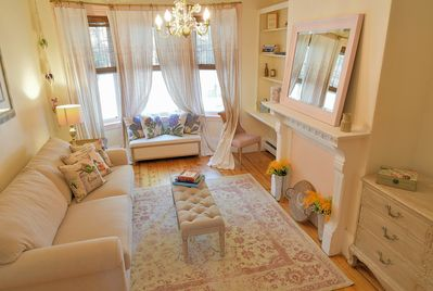 1890's Provincial France inspired Freedom Trail & Bunker Hill Monument home