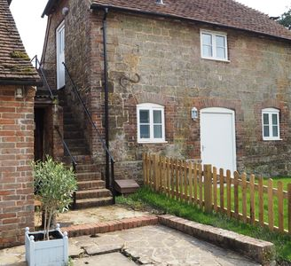 Photo for Cosy light loft conversion in superb country location