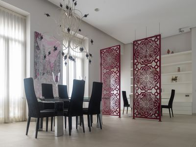Photo for Unique and incomparable apartment in emblematic street of the city. Free WIFI