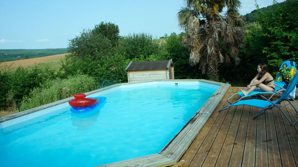 Rural House For 2 Or 4 People Garden Homeaway Puivert