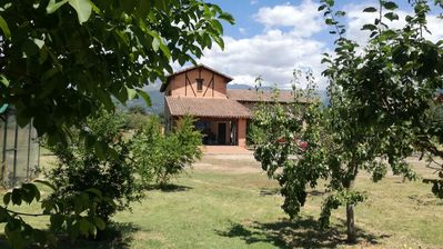 Photo for Casa Valentina - Country House in Candeleda, Ávila (full rental).