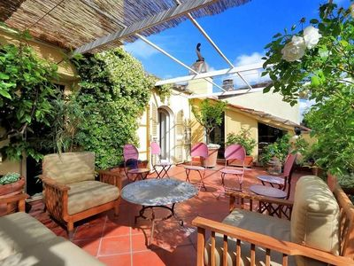 Photo for Spanish Steps Terrace Penthouse