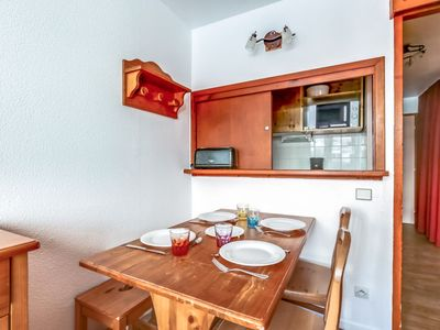 Photo for Apartment Le Hameau du Borsat in Tignes - 4 persons, 1 bedrooms