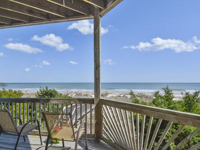 Photo for **ALL-INCLUSIVE RATES** Mint Julep - Oceanfront & Walkway to the Beach
