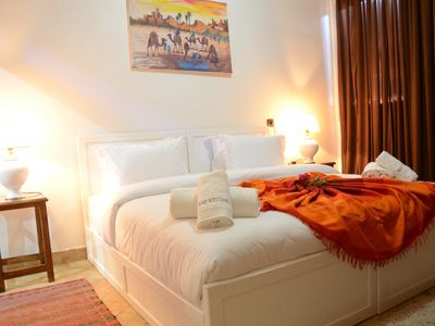 Photo for LUXURY ROOM 2 BEDS --RIAD KOUTOUBUA--