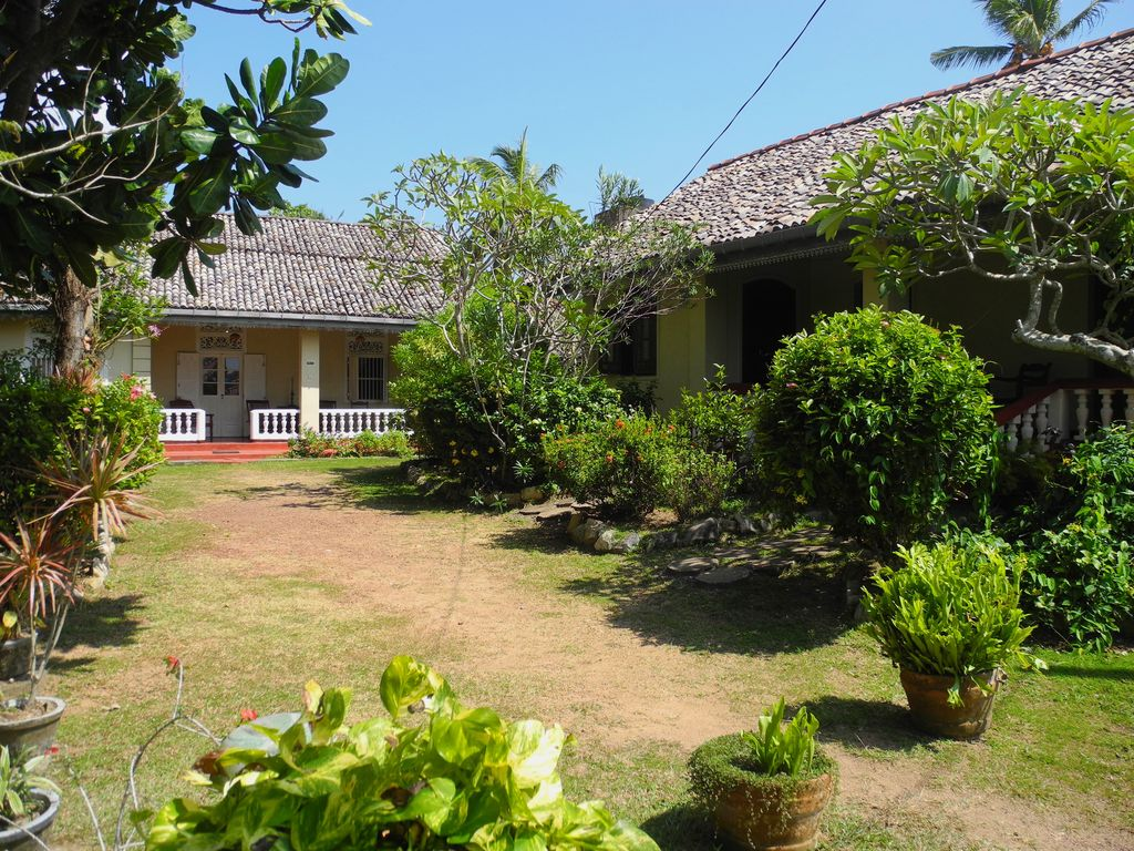 Top Of The Hill Colonial Style Villa With Tropical Garden And