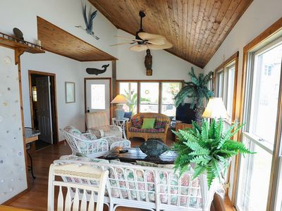 Photo for 10% Off Full May Weeks Rodney Dunes Pier 12 Dog Friendly  100 STEPS TO THE BEACH