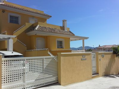 Photo for 3BR Villa Vacation Rental in Isla Plana, Región de Murcia