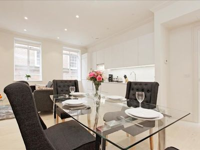 Photo for 4 PERSON FLAT IN THE HEART OF LONDON – COVENT GARDEN – THE STRAND