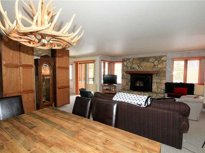 Photo for Mountainback #101 This is a 2 bedroom with an enclosed den and can sleep 7, secured WIFI.