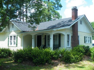 Photo for 3BR Cottage Vacation Rental in Folkston, Georgia