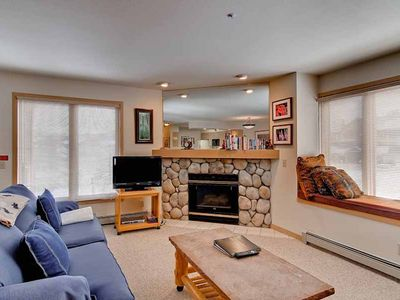 Photo for Enjoy summer mountain views from this great condo.