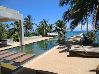 Photo for Luxury Boutique Beachside Villa