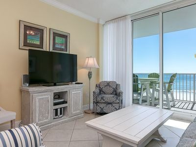 Photo for HAVE A BALL with Kaiser in Lighthouse #407: 2 BR/2 BA Condo in Gulf Shores Sleeps 8